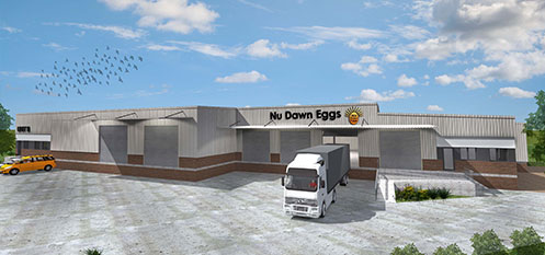 Nu Dawn Eggs Warehouse & Office
